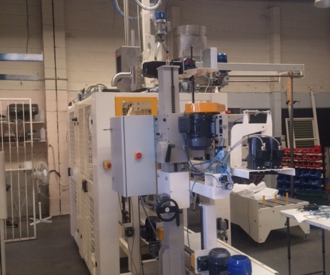 Automatic Bagging Bachine Packweigh
