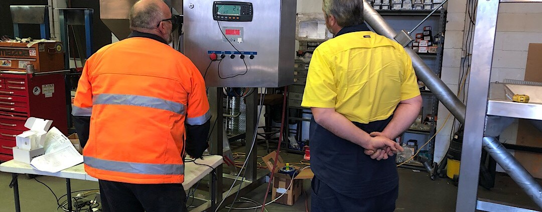 Packweigh Bagging machines