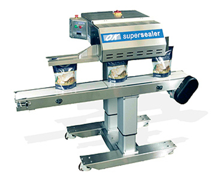 Heat Sealing Packweigh Equipment